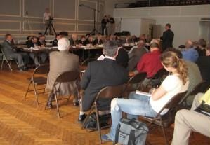 PCIFAP public meeting in North Carolina, 4/10/07
